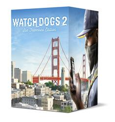 Игра для Xbox ONE Watch Dogs 2 Коллекционное издание «Сан-Франциско»