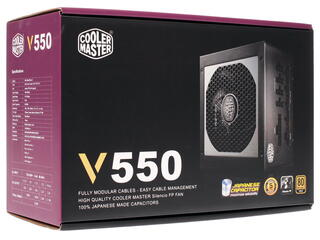 Блок питания CoolerMaster V550  [RS550-AFBAG1-EU]