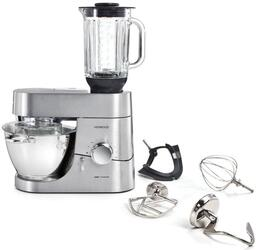 Кухонный комбайн Kenwood Titanium Chef KMC053 серебристый