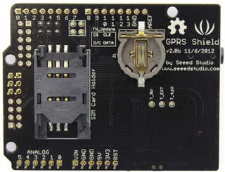 GPRS модуль GPRS Shield v2 SLD01098P