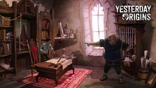 Игра для PC Yesterday Origins