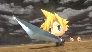Игра для PS4 World of Final Fantasy
