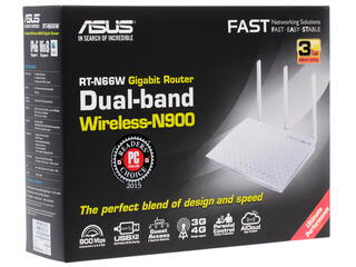 Маршрутизатор ASUS RT-N66W