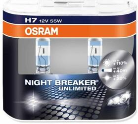 Галогеновая лампа Osram Night Breaker Unlimited