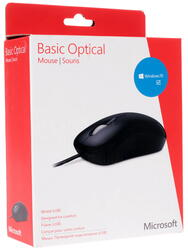 Мышь проводная Microsoft Basic Optical Mouse