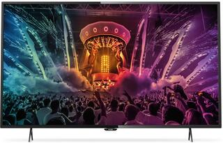 "55"" (139 см)  LED-телевизор Philips 55PUT6101 черный"