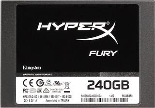 240 ГБ SSD-накопитель Kingston HyperX FURY [SHFS37A/240G]