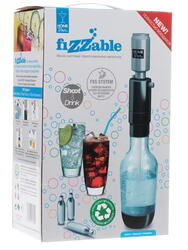 Сифон Home Bar fiZZable Black