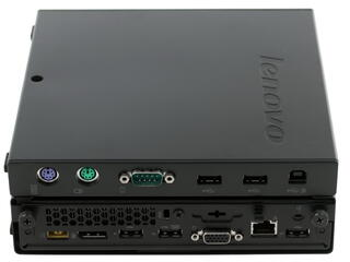 ПК Lenovo ThinkCentre M73e Tiny [10AXA0UPRU]