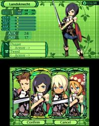 Игра для 3DS Etrian Odyssey IV: Legends of the Titan