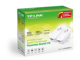 Адаптер PowerLine TP-LINK TL-PA7020P KIT