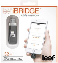 Память OTG USB Flash Leef iBRIDGE  32 ГБ