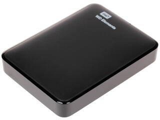 "2.5"" Внешний HDD WD Elements Portable [WDBU6Y0030BBK]"