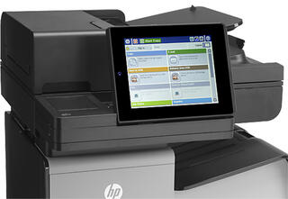 МФУ струйное HP Officejet Enterprise Color X585f