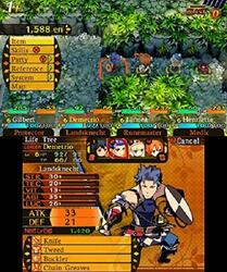 Игра для 3DS Etrian Mystery Dungeon