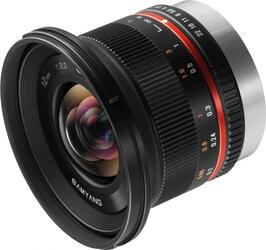 Объектив Samyang 12mm F2.0 NCS CS