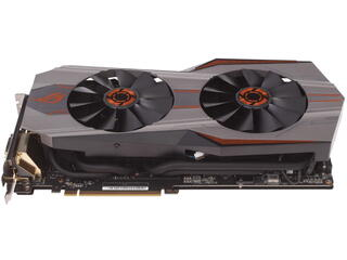 Видеокарта ASUS GeForce GTX 980 Ti MATRIX PLATINUM [MATRIX-GTX980TI-P-6GD5-GAMING]