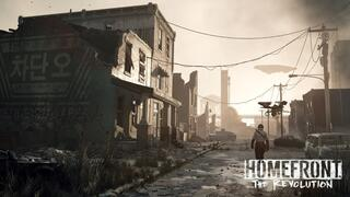 Игра для Xbox One Homefront: The Revolution