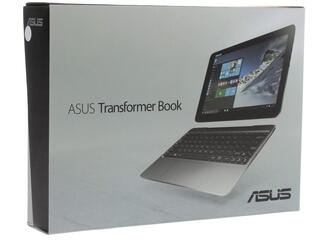 "10.1"" Планшет Asus Transformer Book T100HA-FU004T 32 Гб + Dock  белый"