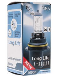 Галогеновая лампа ClearLight HB5 LongLife