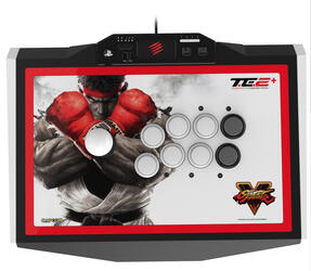 Геймпад Mad Catz® Tournament Edition 2+ Street Fighter V Edition белый