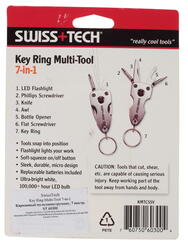Мультитул Swiss+Tech Key Ring Multi-Tool