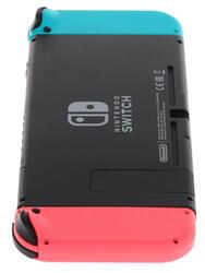 Игровая оверлок Nintendo Switch 02 GB Neon Red/Blue