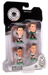 Набор фигурок Soccerstarz - Germany (EURO) Player blister pack A