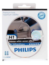 Галогеновая лампа Philips WhiteVision 12258WHVSM