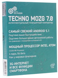 "7"" Планшет bb-mobile Techno MOZG 7.0 I700AJ 8 Гб 3G черный"