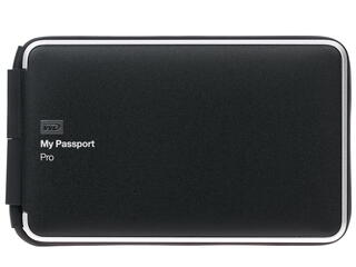 "2.5"" Внешний HDD WD My Passport Pro [WDBRMP0020DBK]"