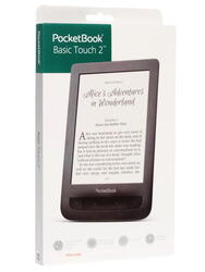6'' Электронная книга PocketBook 625 черный