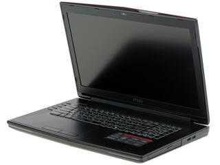 "17.3"" Ноутбук MSI GT72VR 6RE-089RU DOMINATOR PRO черный"