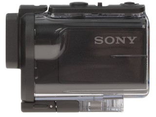 Экшн видеокамера Sony HDR AS50 черный