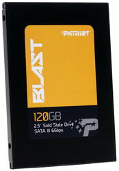 120 ГБ SSD-накопитель Patriot Blast [PBT120GS25SSDR]