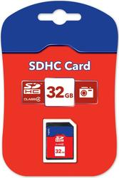 Карта памяти Secure Digital Memory Card SDHC 32 Гб