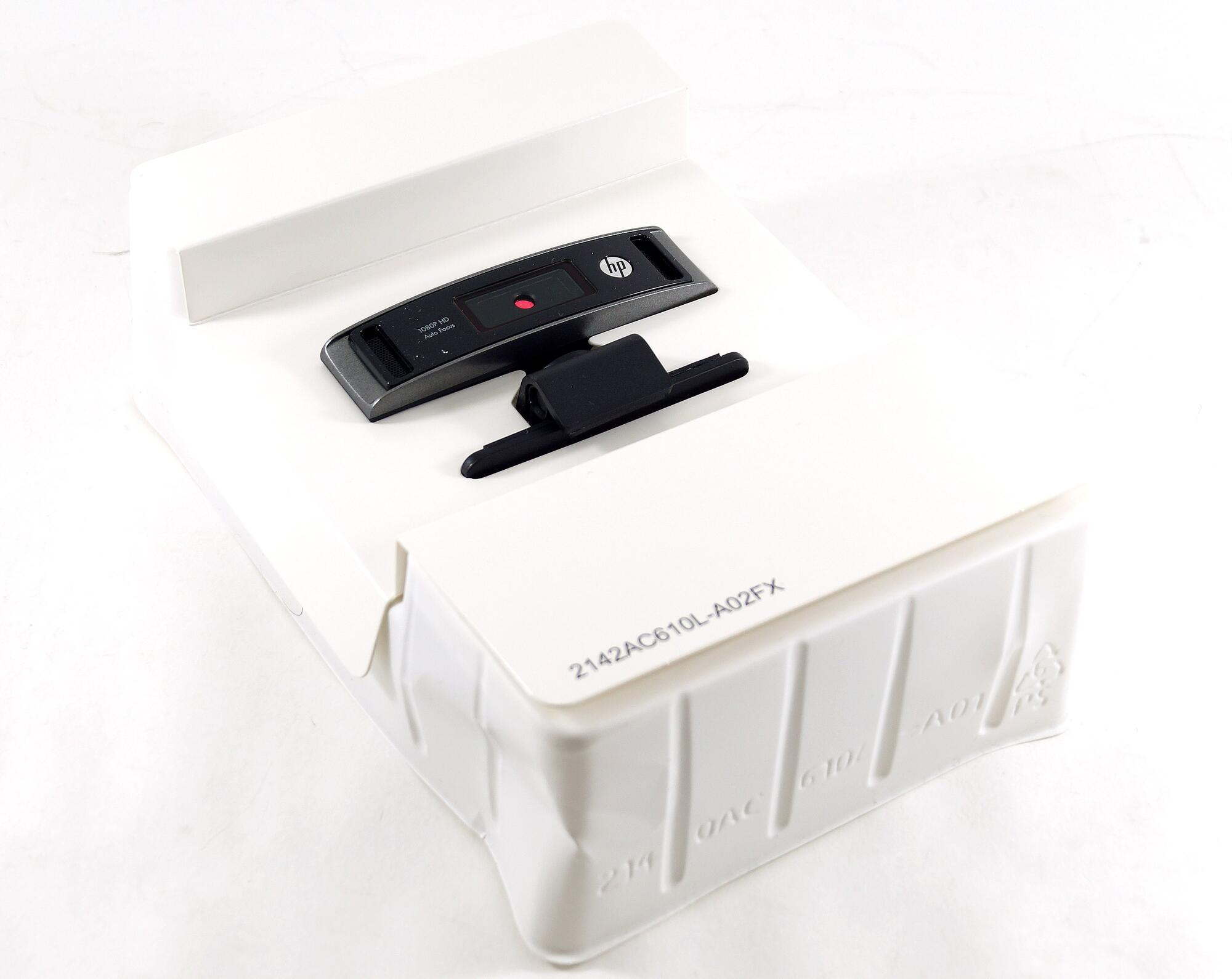 Periferiya - Obzor veb-kamery HP HD 4310
