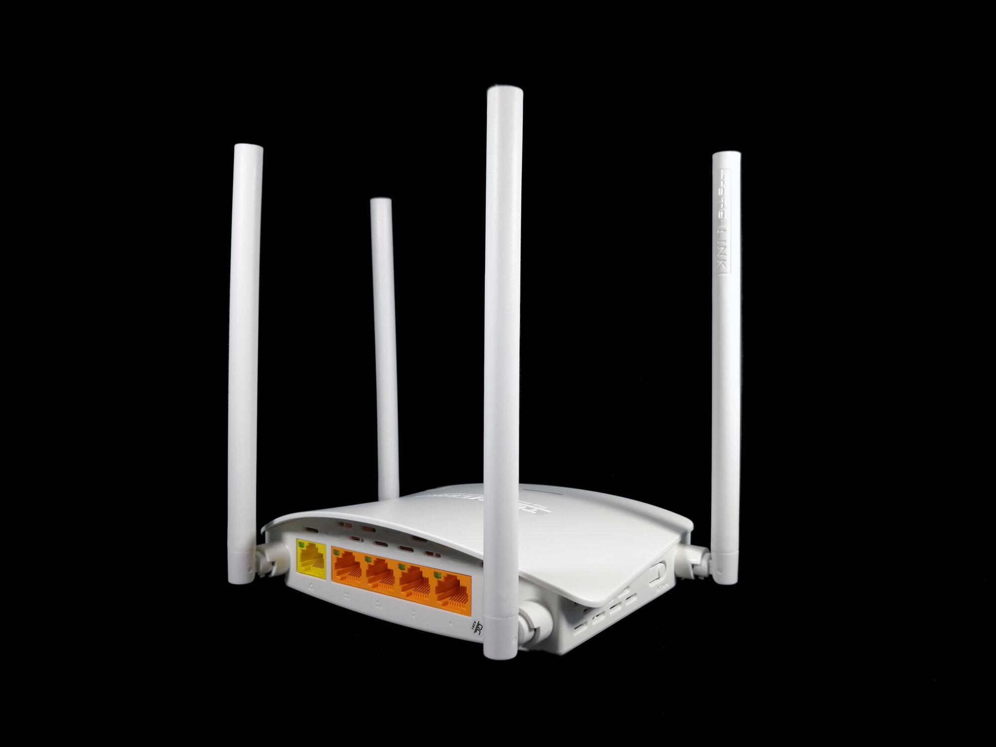 Setevoe oborudovanie - Obzor Wi-Fi marshrutizatora TOTOLINK N600R.