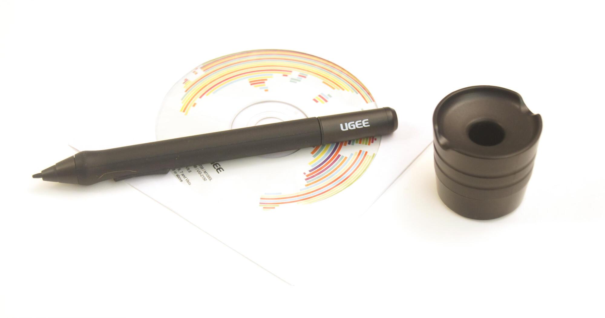 Planshety i elektronnye knigi - Obzor graficheskogo plansheta UGEE UG-1910B