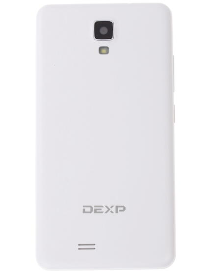"4"" Смартфон DEXP Ixion E140 Strike 4 ГБ белый"