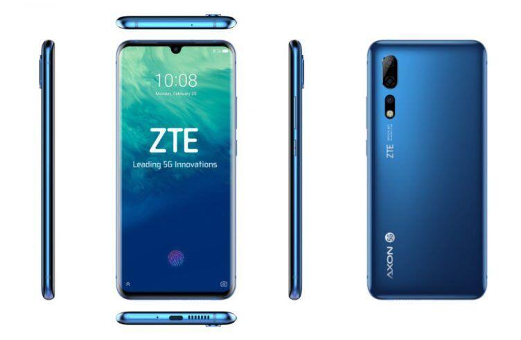 Smartfony i aksessuary - Pervyy smartfon s 5G vyshel v Kitae
