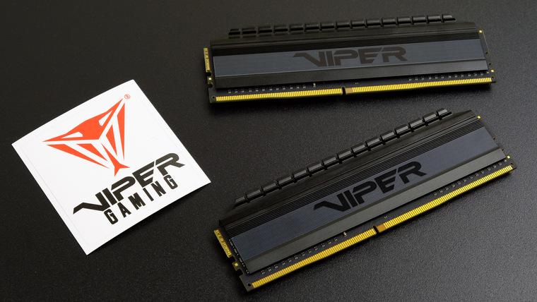 Обзор и тестирование комплекта оперативной памяти Patriot Viper 4 ...