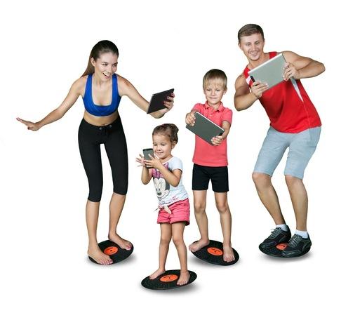 Упражнения на равновесие: полезно всем