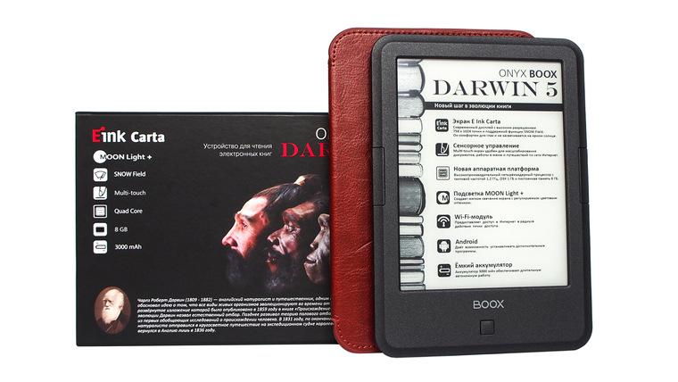 Краткий обзор onyx boox darwin 6 || Краткий обзор onyx boox darwin 6