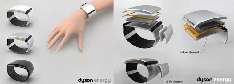 Dyson energy bracelet dyson 19