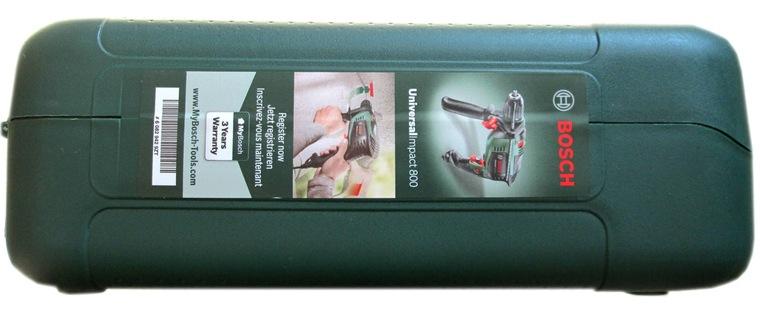 Обзор и тестирование ударной дрели Bosch UniversalImpact 800. || Краткий обзор bosch universaldetect