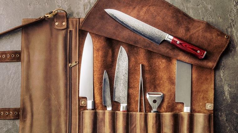 Как идеально заточить нож