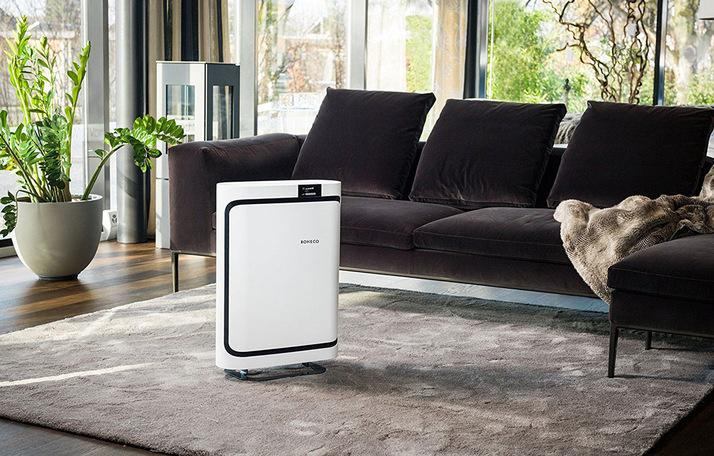 Как очистить воздух от пыли в квартире