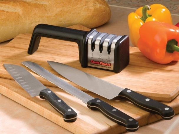 Выбор электрических точилок ножей