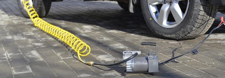 Как правильно выбрать компрессор для подкачки шин